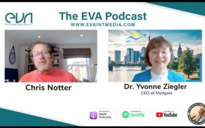 The Eva Podcast | EPS 211: Chris is joined by Dr. Yvonne Ziegler, CEO of Mytigate